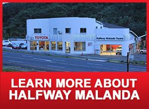 About Halfway Malanda