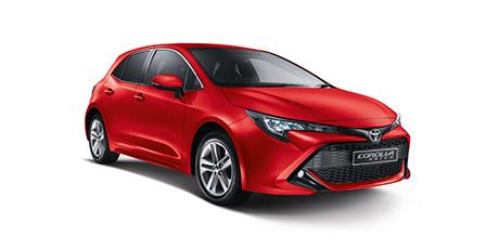 Toyota PassengerCorolla Hatch