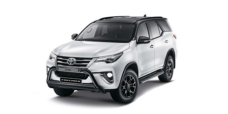 SUV Fortuner Epic 2.8 4x4 Epic Black