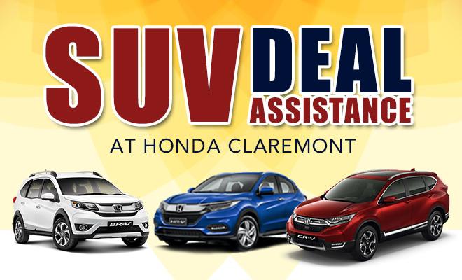 SUV Deals assistance