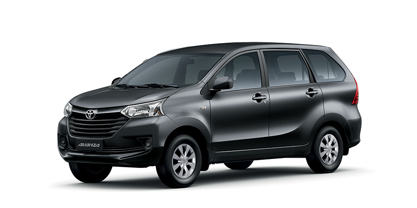 Commercial Avanza 1.3 S 5MT