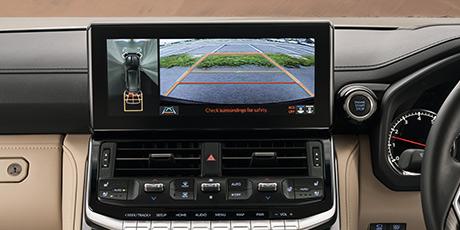 SUV Land Cruiser 300 3.3D V6 ZX
