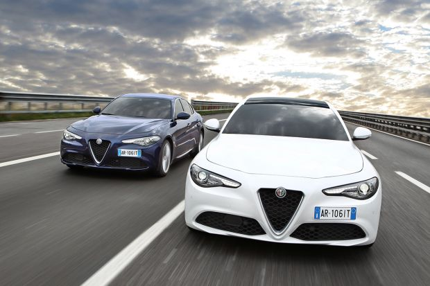 Alfa Romeo Giulia named Motor Trend's 2018 Car of the YearR