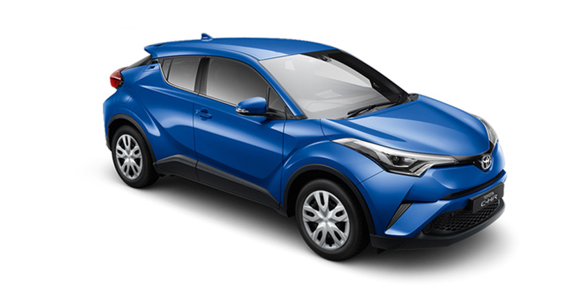 SUV C-HR 1.2T Plus CVT