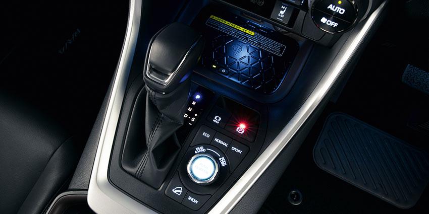 SUV RAV4 2.0 GX CVT 2WD