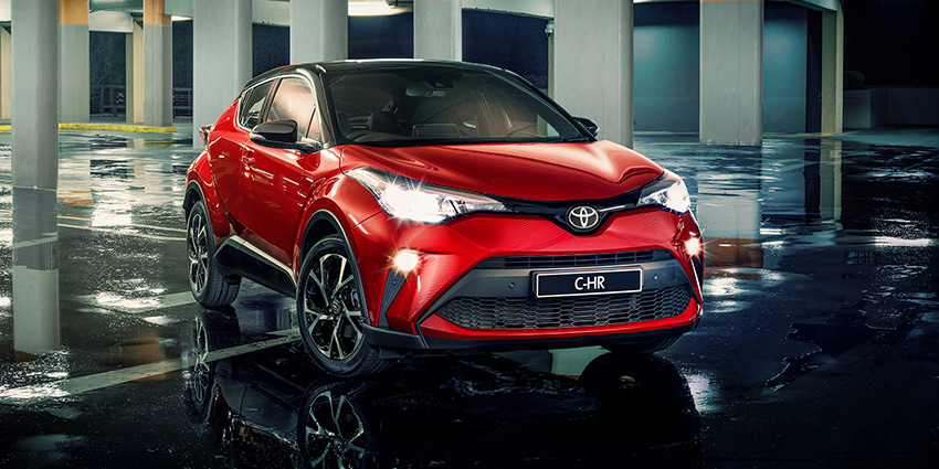 SUV C-HR 1.2T Plus