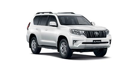 Toyota SUVLand Cruiser Prado