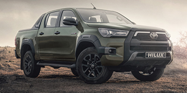 Commercial Hilux SC 2.8 GD-6 4X4 RAIDER 6AT
