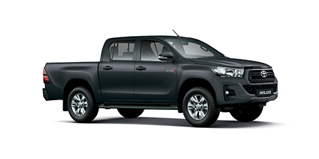 Commercial Hilux DC 2.4 GD-6 4x4 RAIDER 6MT