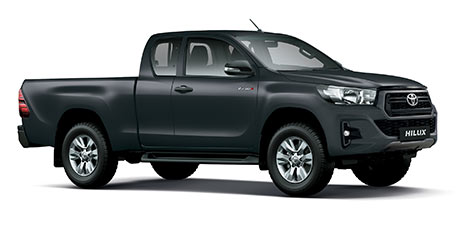 Commercial Hilux XC 2.4 GD-6 RB SRX 6MT