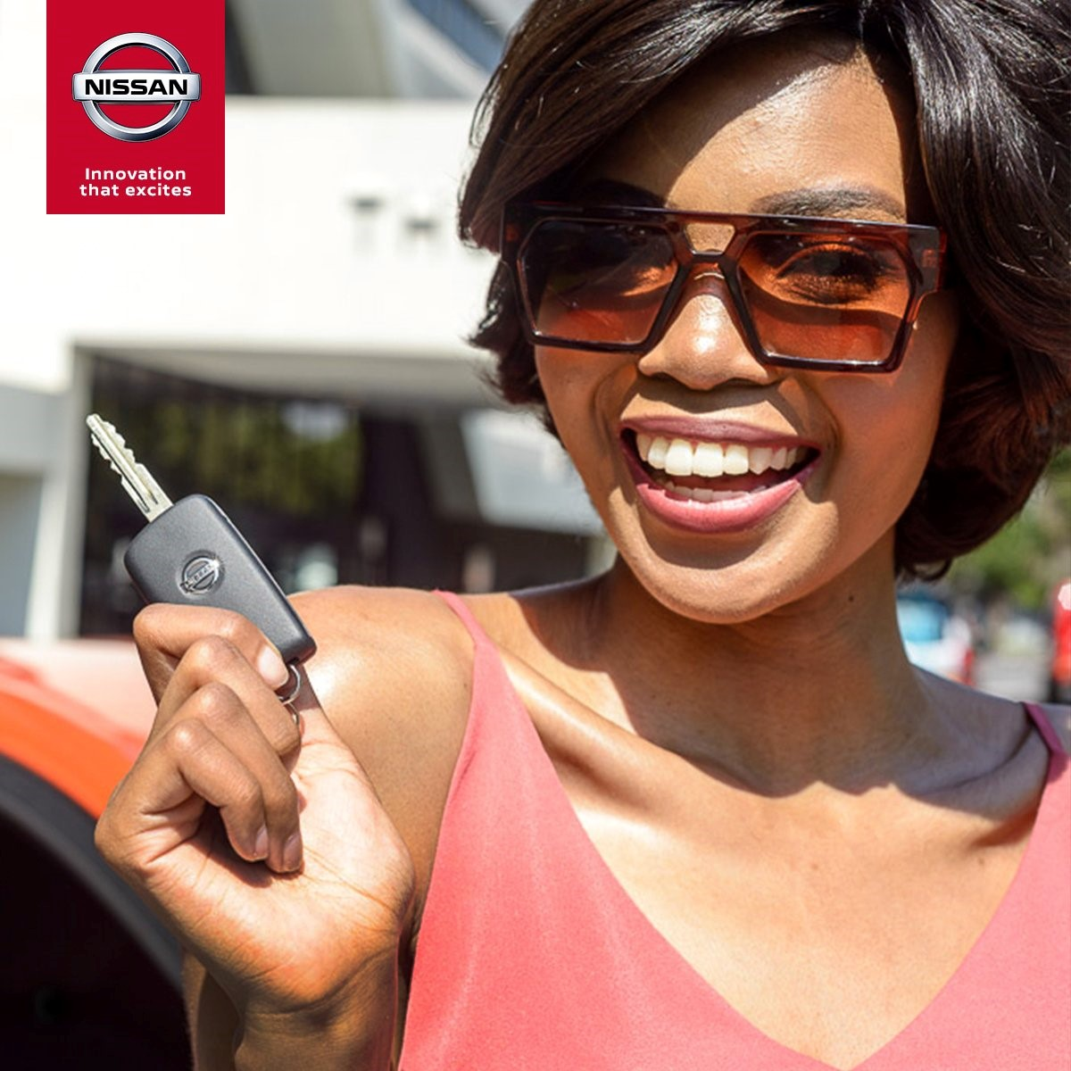 Nissan is Proud to Sponsor Miss SA Runner-Up 2