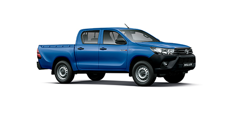 Commercial Hilux DC 2.4 GD-6 RB S 6MT
