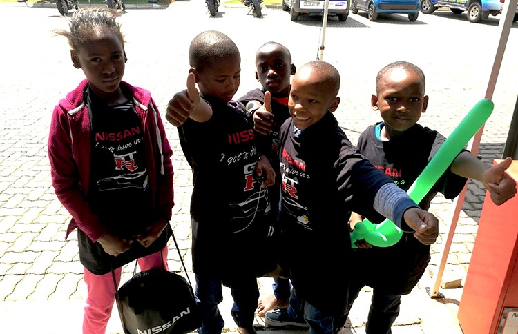 Nissan is Changing Lives with Reach for a Dream!