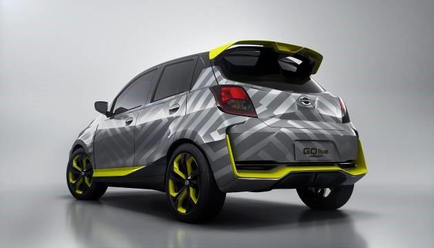 Datsun GO Concept 4