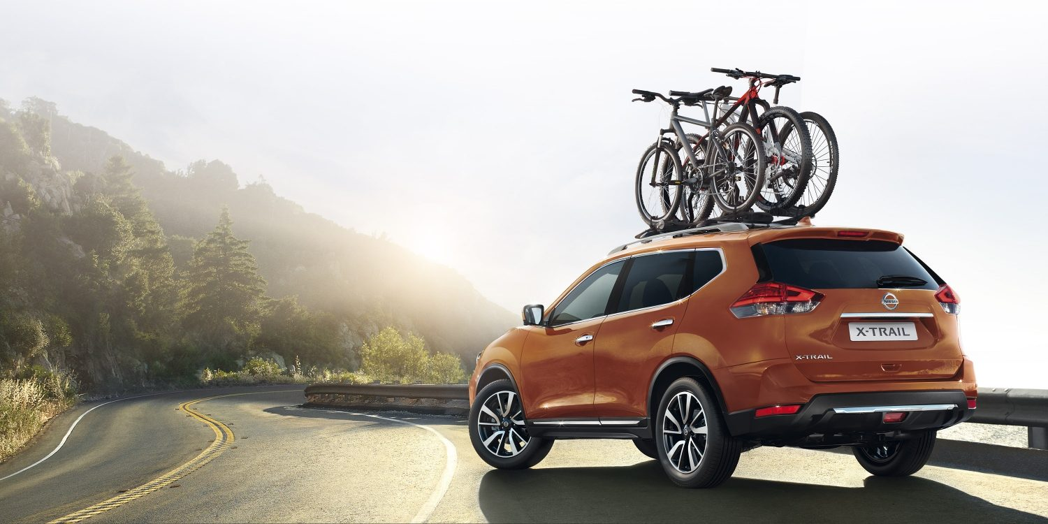 2017 Nissan X-Trail - Built for families