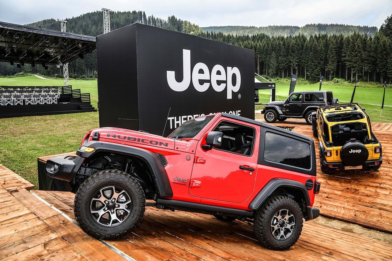 2018 Camp Jeep Breaks Records
