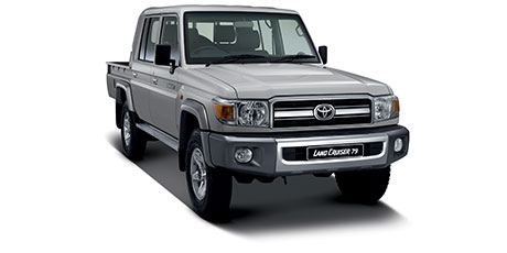 SUV Land Cruiser 79 P/U 4.0 D/C