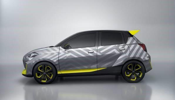 Datsun GO Concept 3