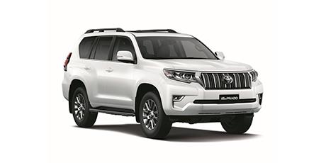 SUV Land Cruiser Prado 4.0L Petrol VX