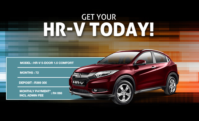 get-your-hr-v-today