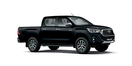 Commercial Hilux DC 2.8 GD-6 RB RAIDER 6AT