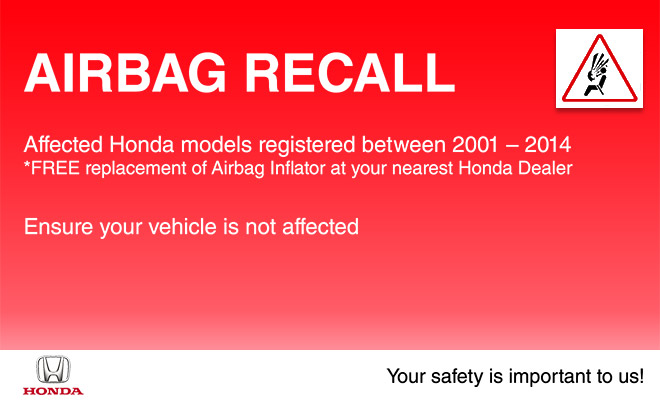 airbag-recall