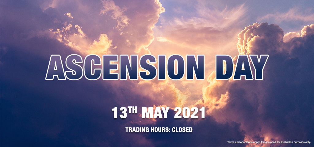 Ascension Day 13 May