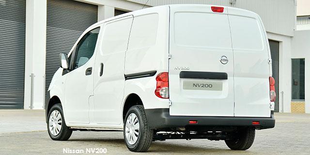 Nissan - William SimpsonNV200
