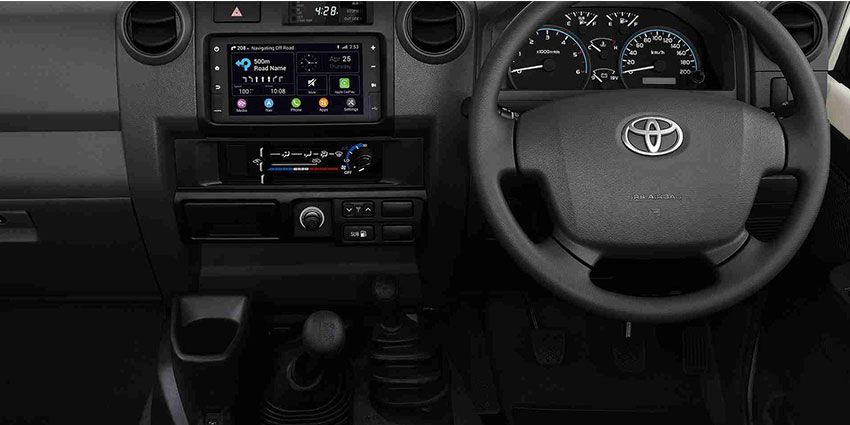 SUV Land Cruiser 79 4.5 V8 S/C