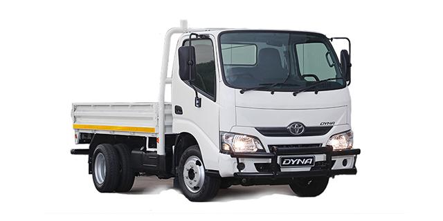 Toyota CommercialDyna