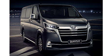 Commercial New Generation Quantum 2.8 LWB VX 9-s