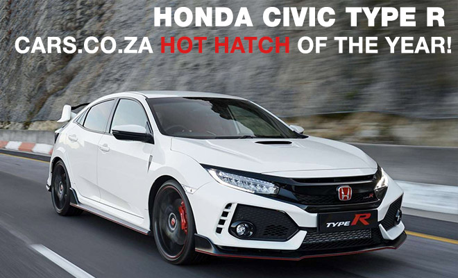 Honda Civic Type R - Hot Hatch of the year!
