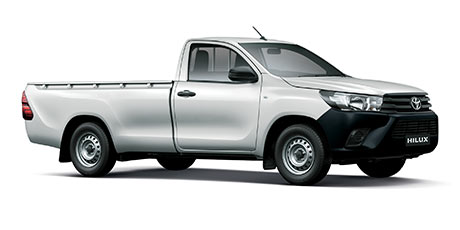 Commercial Hilux SC 2.4 GD 5MT