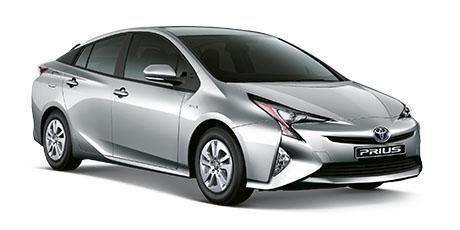 Passenger Prius - New Generation 1.8