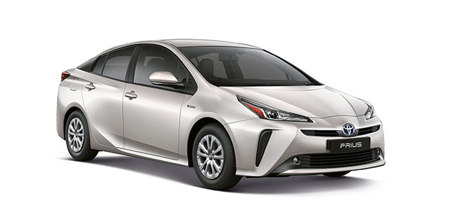 Passenger Prius - New Generation 1.8