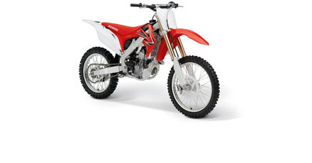 Honda Bike Dual Purpose CRF250 Rally
