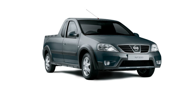 NissanNP200