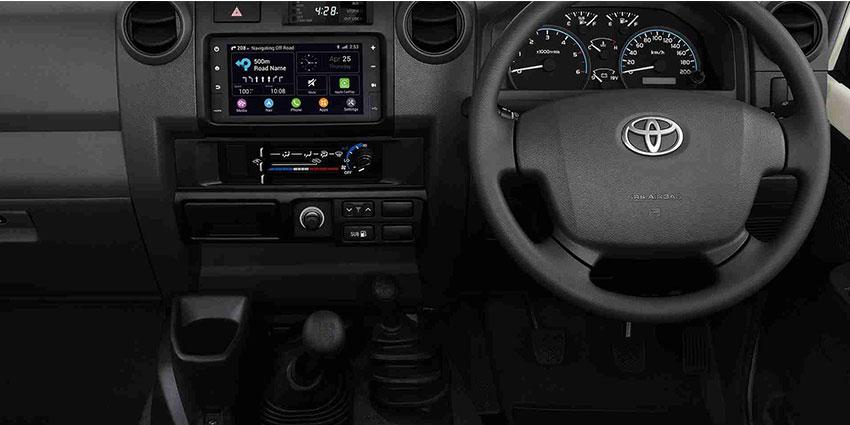 SUV Land Cruiser 79 P/U 4.2D S/C