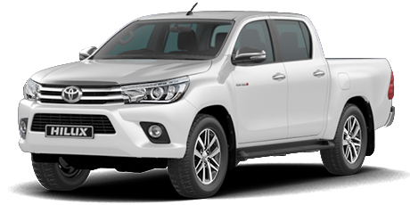 Commercial Hilux (From 16 October 2017 - 12 August 2018) DC 2.4 GD-6 RB SRX MT