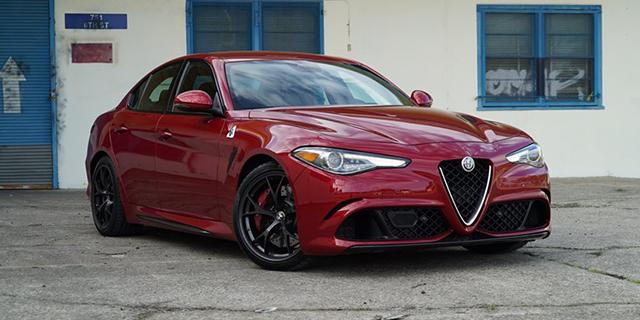 Alfa RomeoGiulia