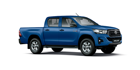 Commercial Hilux DC 2.4 GD-6 4x4 SRX 6AT