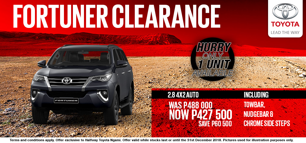fortuner-clearance