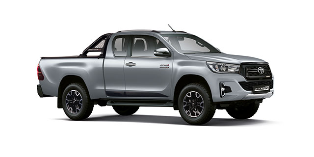Commercial Hilux Legend 50 XC 2.8 GD-6 RB LEGEND 50 6AT