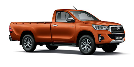 Commercial Hilux SC 2.8 GD-6 4X4 RAIDER 6MT