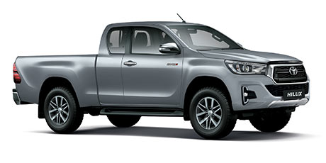 Commercial Hilux XC 2.8 GD-6 RB RAIDER 6AT