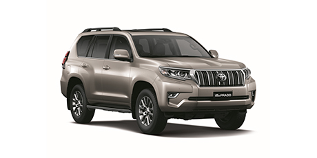 SUV Land Cruiser Prado 4.0 VX-L 6AT