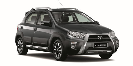Passenger Etios Cross