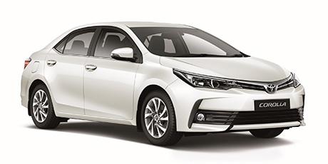 Toyota PassengerCorolla