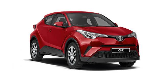 ToyotaC-HR