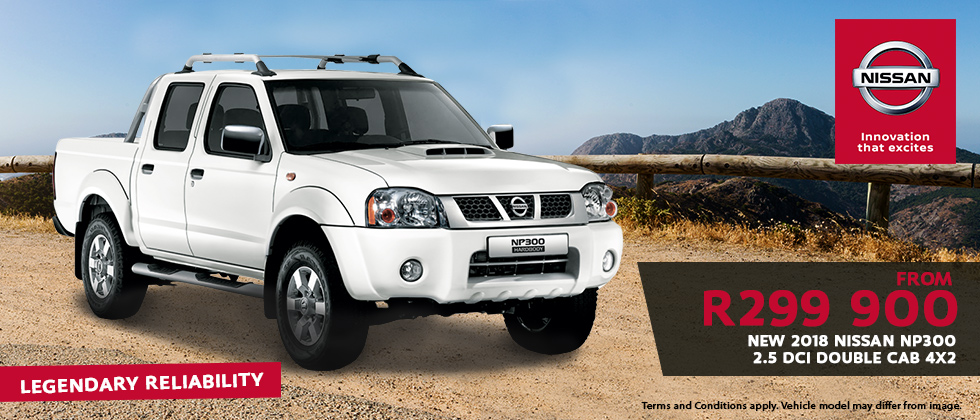 Nissan NP300 June